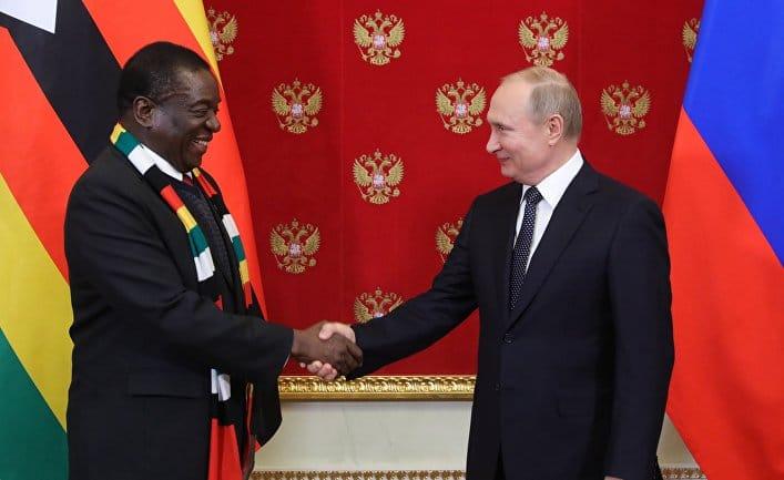 Общество: The Guardian (Великобритания): не одна Россия эксплуатирует Африку