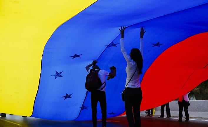 Общество: Deník N (Чехия): здравствуй, Венесуэла! Или до свидания?