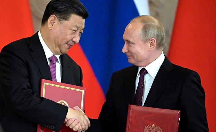 Политика: South China Morning Post (Гонконг): забудьте о дружбе Си и Путина, особые отношения между США и Великобританией заслуживают гораздо больше внимания, чем отношения между Китаем и Россией