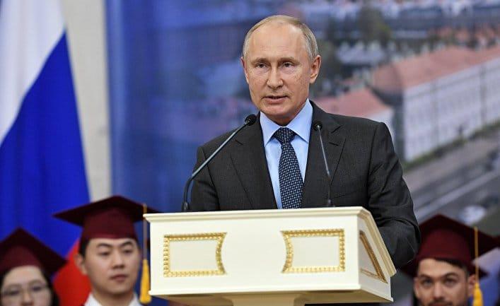 Общество: The Times (США): Путин предлагает Британии «перевернуть страницу» после отравлений в Солсбери