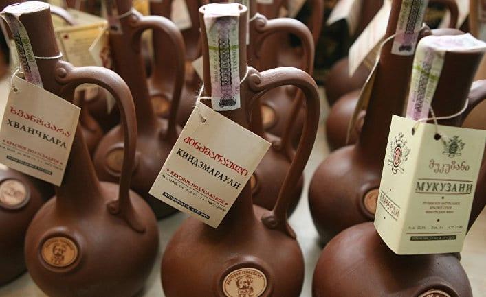Общество: The Independent (Великобритания): война с вином? Россия усиливает контроль над импортом грузинских вин