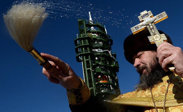 Общество: The Times (Великобритания): Русская православная церковь перестанет благословлять ракеты