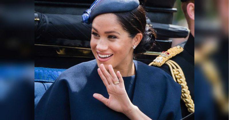 Общество: Герцогиня-«модница»: Меган Маркл станет приглашенным редактором британского Vogue