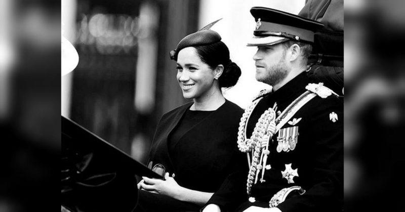 Общество: Разделили обязанности: Меган Маркл кормит грудью, а принц Гарри меняет подгузники и готовит (фото)