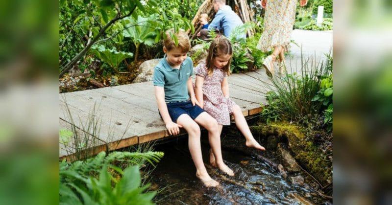 Общество: Кейт Миддлтон рассказала о новом хобби принца Джорджа и принцессы Шарлотты  - «ФАКТЫ»