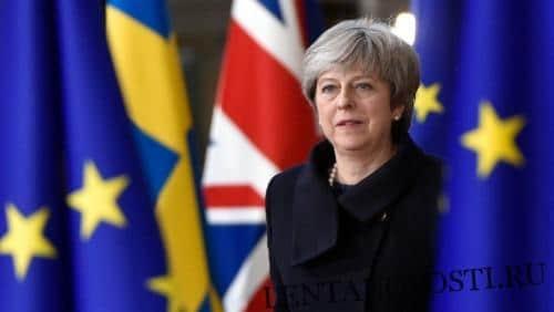 Общество: Названы причины, из-за которых отставка Терезы Мэй ухудшит отношения Брюсселя и Лондона