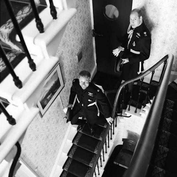 Годовщина свадьбы принца Гарри и Меган Маркл: в сети показали уникальные фото