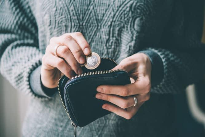 Общество: Один из шести человек в Британии не имеет никаких сбережений