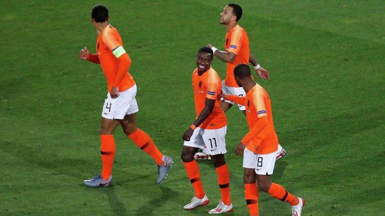 Общество: Северное возрождение: гол Промеса помог Нидерландам обыграть Англию и выйти в финал Лиги наций