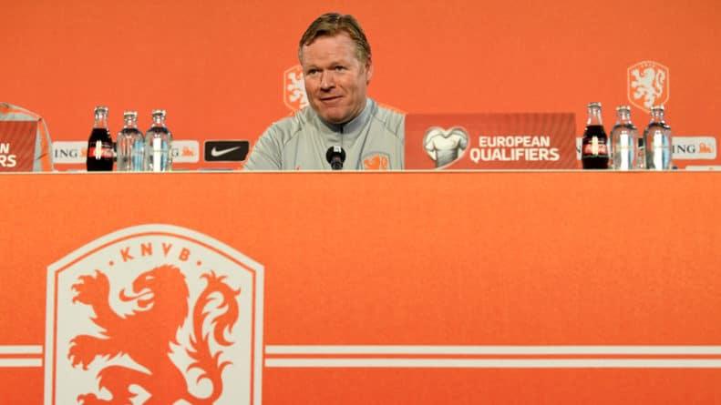 Общество: Куман считает, что Нидерланды заслуженно обыграли Англию в полуфинале футбольной Лиги наций