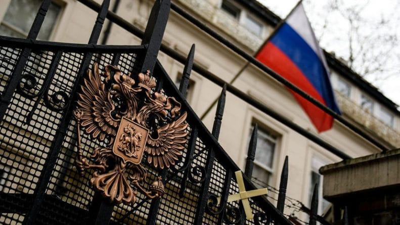 Общество: Посольство России запросило «Портон-Даун» об инциденте в Солсбери