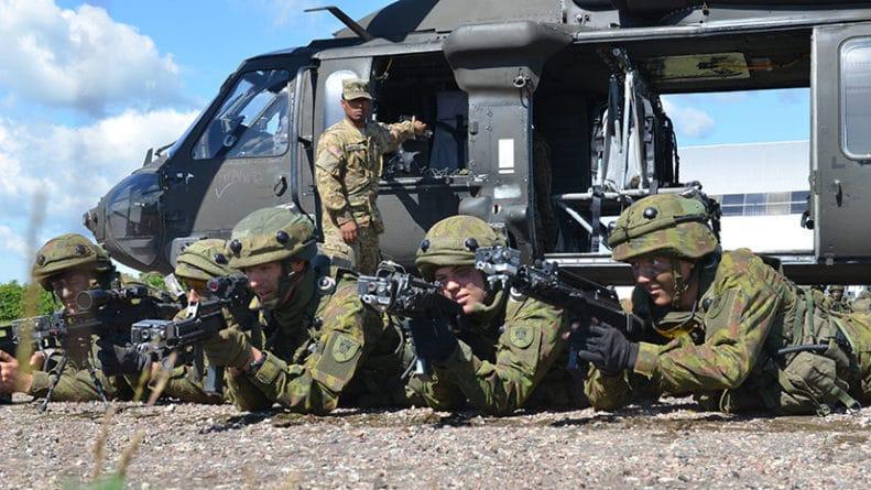 Общество: «Выгодно усиливать напряжённость»: в Балтийском море стартовали учения НАТО