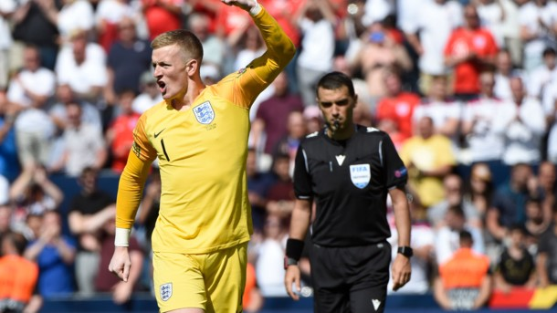 Без рубрики: Сборная Англии выиграла бронзовые медали Лиги наций