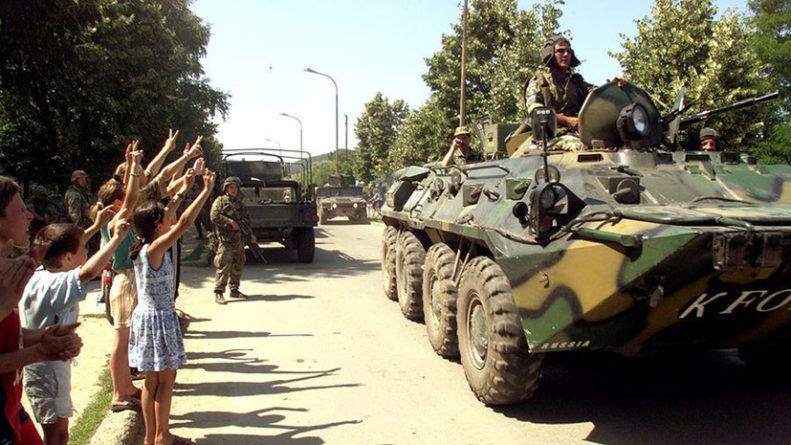 Общество: Бросок на Приштину: как российские десантники нарушили планы НАТО на Балканах