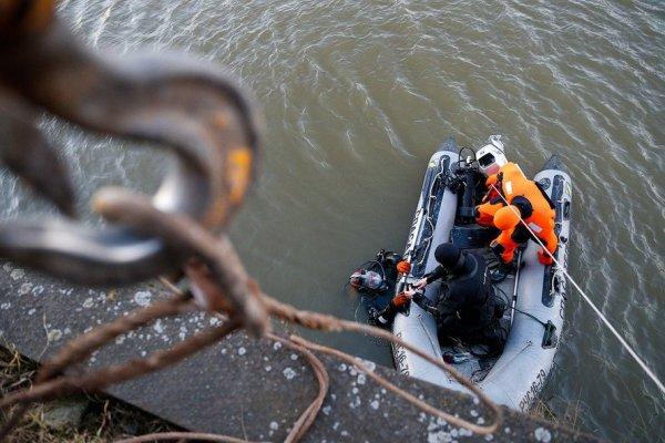 Спасатели вытащили из Преголи тонущего мужчину