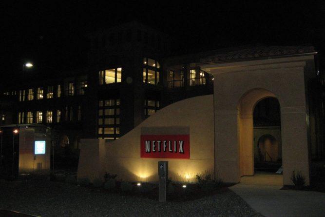Происшествия: В работе Netflix произошел сбой