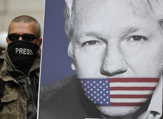 Общество: Британия получила от США официальный запрос об экстрадиции Ассанжа