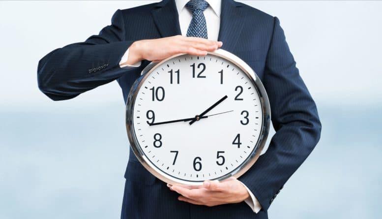 Общество: Нормы рабочего времени в Великобритании