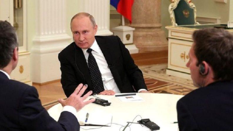 Общество: Британский журналист бросил вызов Путину: Британский журналист признался, о какой ошибке он пожалел во время интервью с Путиным