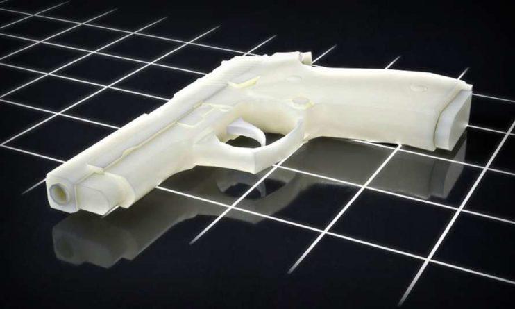 Общество: В Великобритании впервые осудят за создание 3D пистолета
