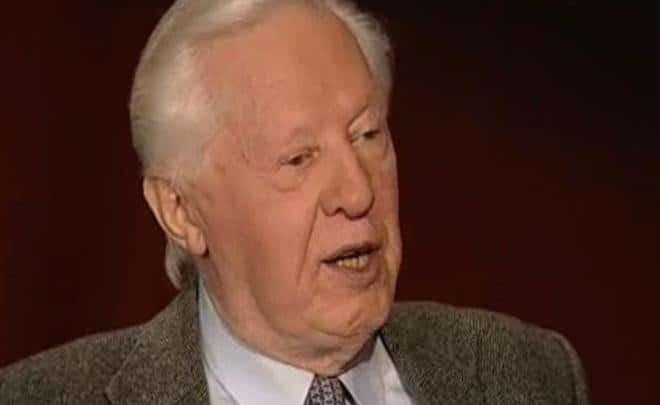 Умер бывший посол СССР в Великобритании Леонид Замятин