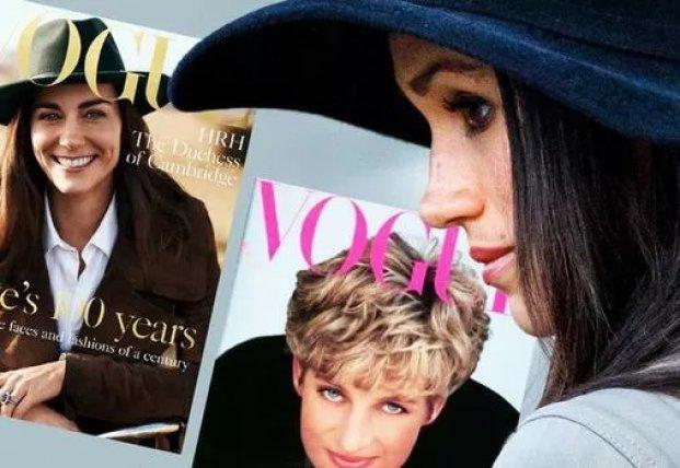 Общество: Королевские особы, которые снялись для обложки Vogue: И в чем причина отказа Меган Маркл