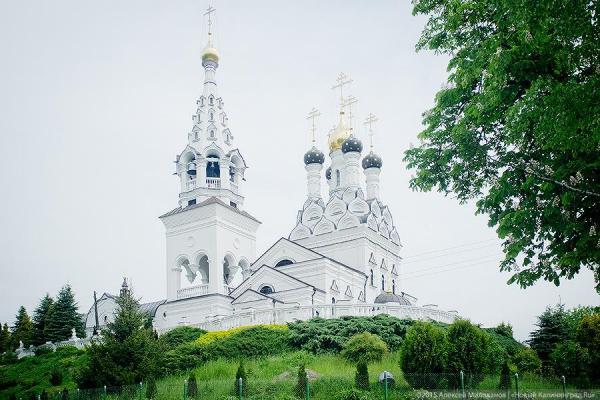 В Багратионовске ввели в эксплуатацию храм. Его разрешили построить 27 лет назад