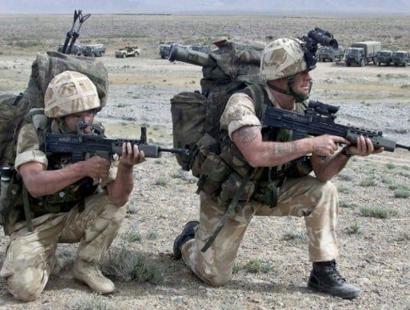 Спецподразделения Великобритании планируют бросить на борьбу с Россией