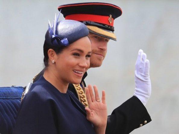 Общество: Принц Гарри и Меган Маркл поедут в первый семейный тур