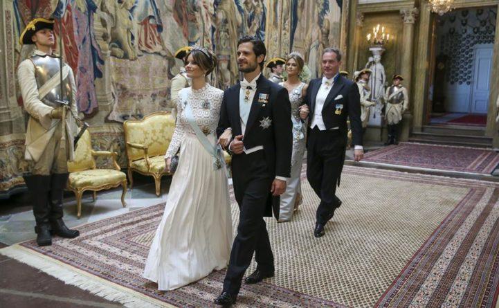 Знаменитости: Модная битва: шведская принцесса скопировала образ Кейт Миддлтон