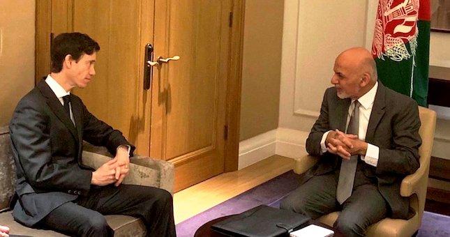 Великобритания предоставит Афганистану 130 млн фунтов
