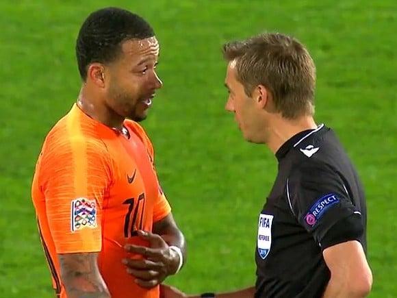 Общество: Нидерланды обыгрывают Англию и выходят в финал Лиги наций УЕФА