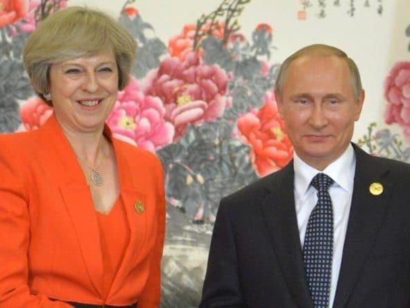 Общество: Владимир Путин призвал перевернуть страницу в отношениях с Британией