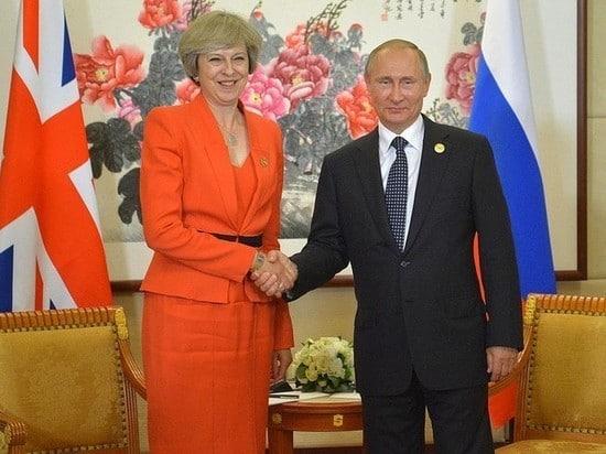 Общество: Британские власти говорят об «оттепели» в отношениях с Россией