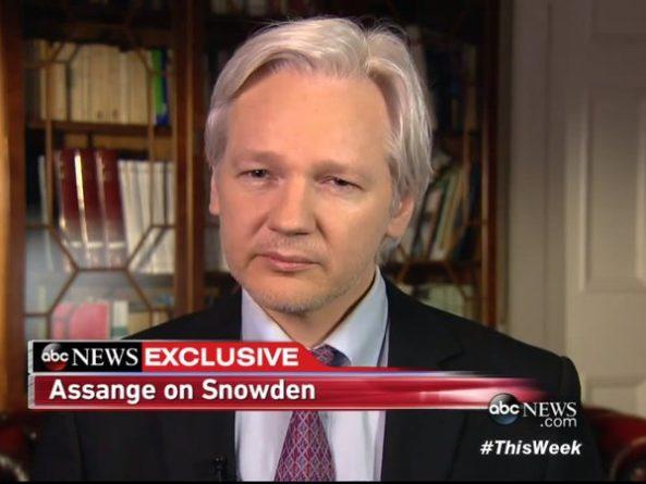 Общество: WikiLeaks заявила о возможном сокращении срока Ассанжа