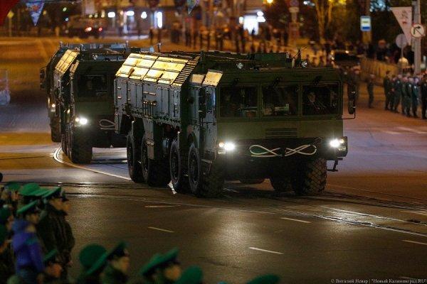 «Искандеры» нанесли условные ракетные удары в Калининградской области «на фоне» учений НАТО