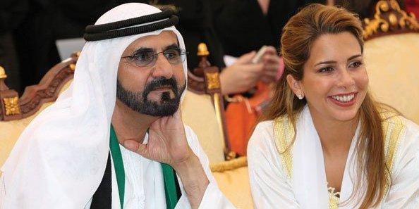Общество: Жена эмира Дубая сбежала вЛондон с $40 млн