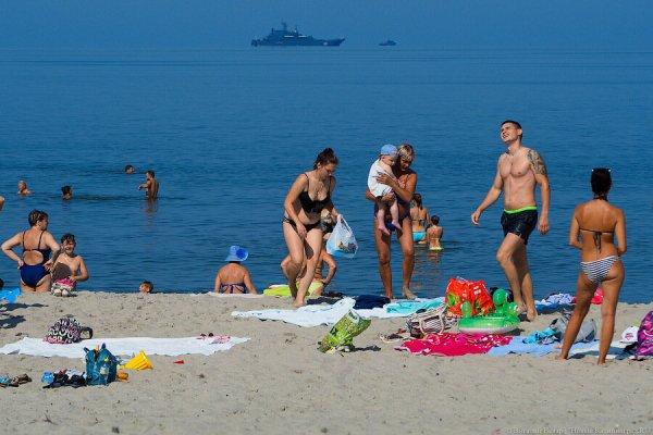 Областная Дума приняла закон о штрафах за купание в запрещенных местах