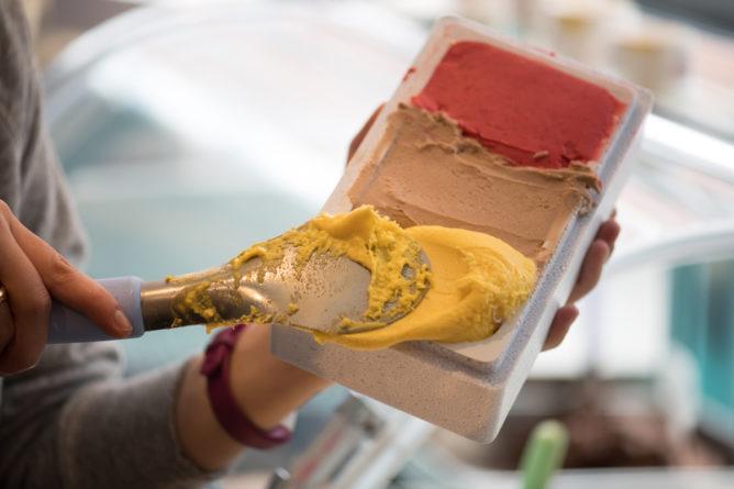 Общество: Мороженое в Лондоне: древнее лакомство на современный манер