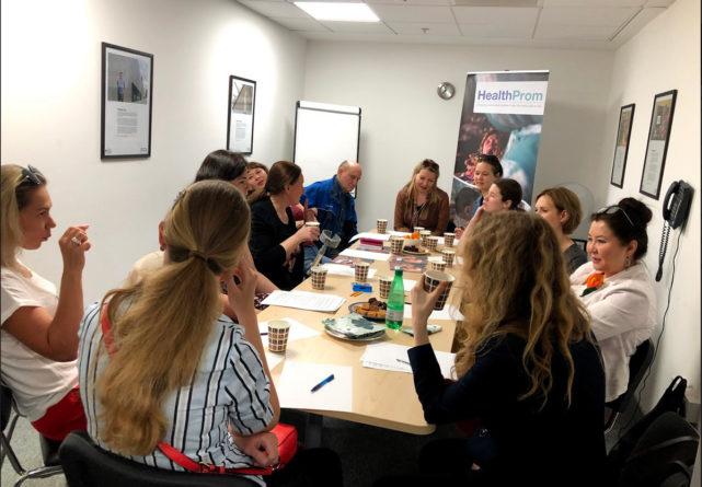 Общество: HealthProm: помощь русскоговорящим женщинам в Британии