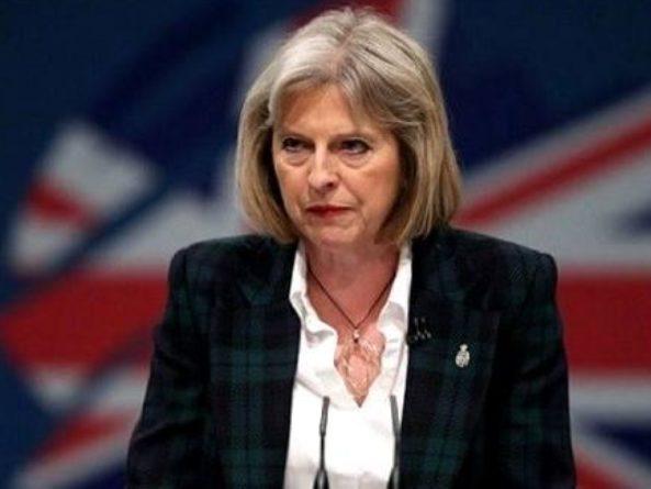 Без рубрики: Тереза Мэй сложила полномочия лидера Консервативном партии Великобритании