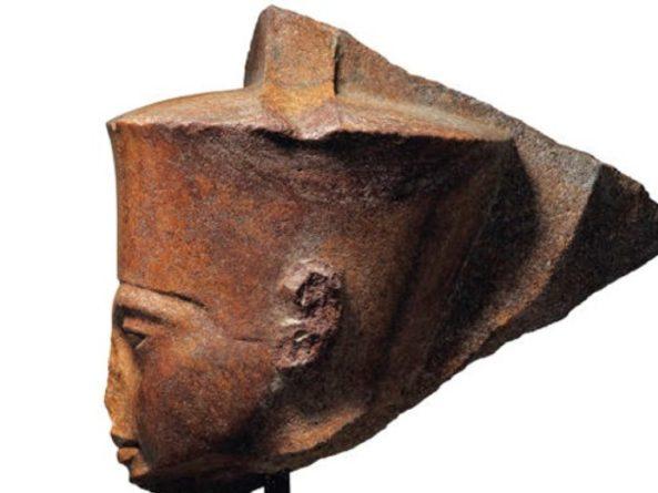 Общество: Египет потребовал у Великобритании вернуть бюст Тутанхамона (ФОТО)