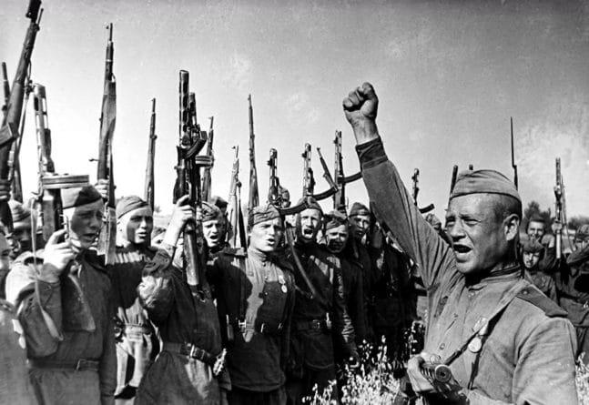 Как Вашингтон и Лондон попытались украсть у СССР Европу