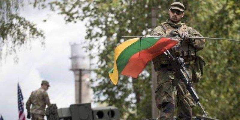 Общество: В Литве начались масштабные учения НАТО