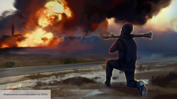 США и Великобритания распространяют фейки, чтобы спасти террористов