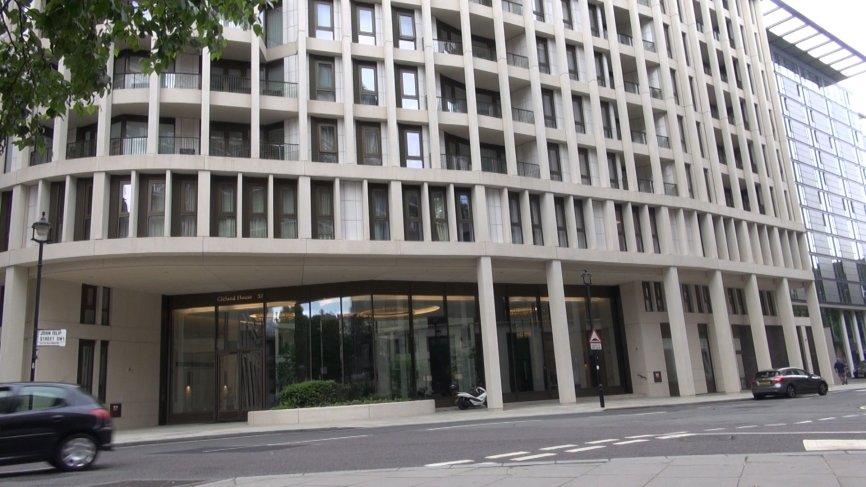 Выгнанный из СР за вредительство Гудков купил квартиру в Лондоне по соседству с МИ-6