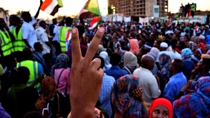 Запад во главе с США намерен продолжать попытки повлиять на ситуацию в Судане