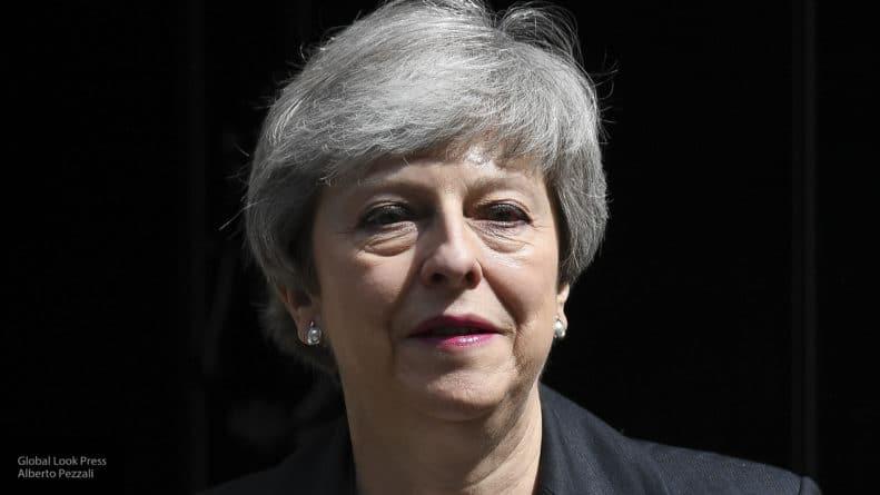 Тереза Мэй покинула пост председателя британской Консервативной партии