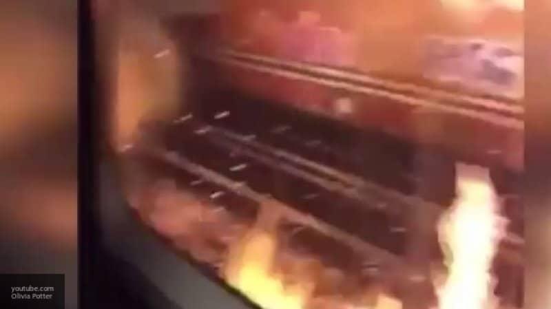 В результате пожара сгорело 30 квартир в Лондоне, два человека пострадали