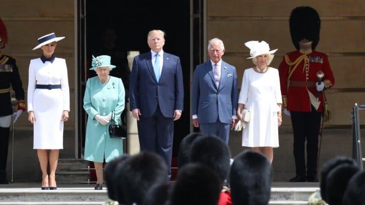 Общество: Трамп назвал наследника британского престола «принцем китов»